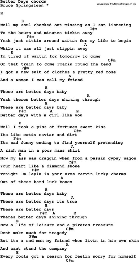 days lyrics better days lyrics dianne images frompo 1