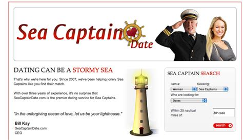 Sea dating site