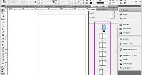 membuat nomor halaman di indesign cs6 membuat penomoran halaman pada indesign anselez corp