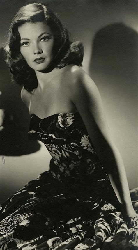 classic hollywood 25 best ideas about gene tierney on pinterest classic