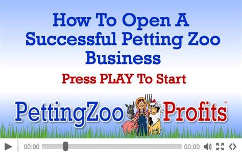 good site  starting  petting zoo life