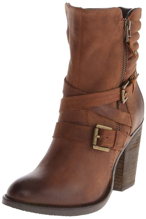 Steve Madden Raleighh Motorcycle Boot