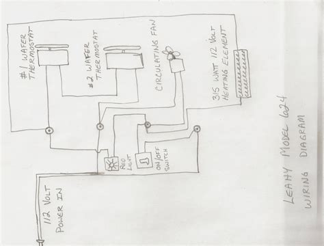 wiring diagram for incubator thermostat 39 wiring