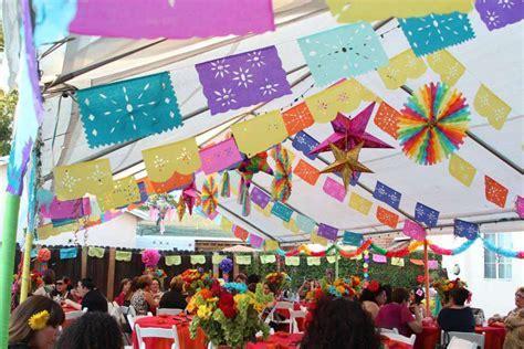 Mexican Fiesta Bridal/Wedding Shower Party Ideas   Photo 2