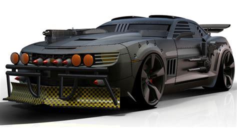 Dodge Rage 2020 by 2020 Camaro I Camaros Futuristic