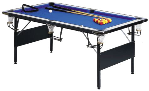 Folding Pool Table 8ft 7ft Foldaway Deluxe Snooker Pool Tables