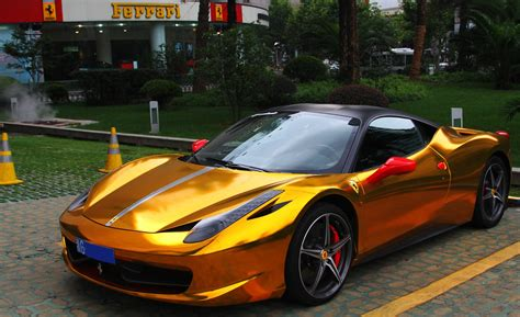 golden ferrari gold and black ferrari wallpaper 2 free hd wallpaper