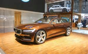 Volvo Concept Estate Car And Driver