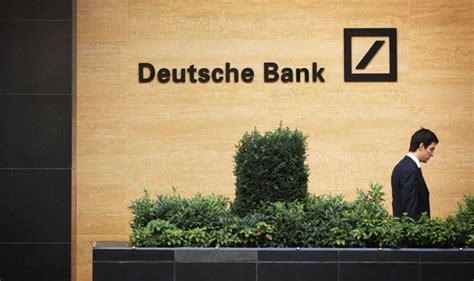 deutsche bank insolvent german economy on brink as deutsche bank closes nearly 200