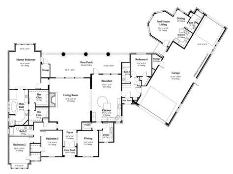 Rustic Country House Plans Country House Floor Plans Rustic House Designs Floor Plans