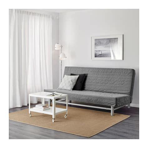 beddinge sofa bed beddinge l 214 v 197 s three seat sofa bed knisa light grey ikea