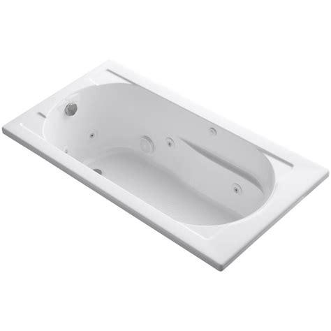 kohler devonshire bathtub kohler devonshire 5 ft whirlpool tub with reversible