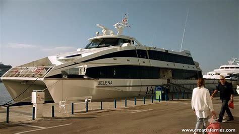 catamaran ferry croatia catamaran ferry jelena jadrolinija croatia ferries