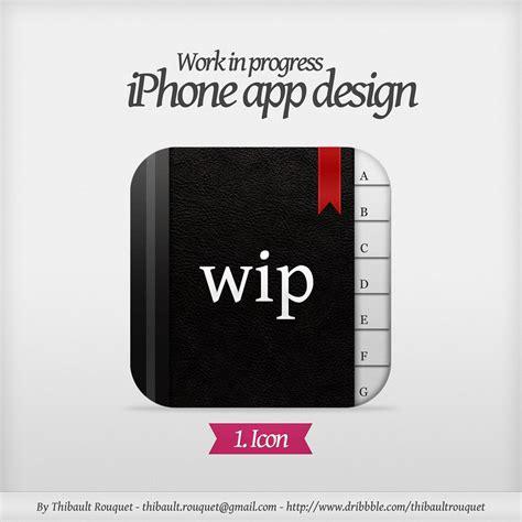 design icon iphone iphone app design icon by trookeye on deviantart