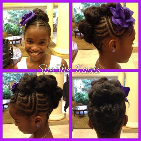 little black girl easter hairstyles natural hairstyle for little black girls hair on fleek