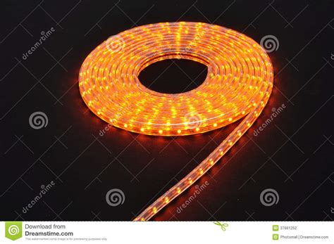 Orange Led Light Strips Orange Light Led Belt Led Waterproof Yellow Led Light Strips