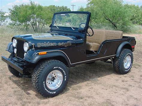 Jeep Cj Forum Archiv Trackerways