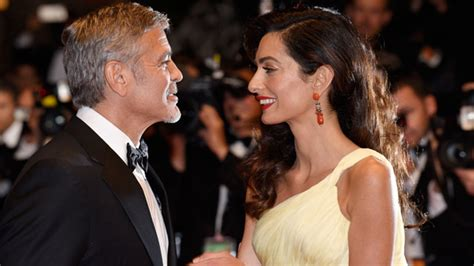 Rr Amel are george clooney and amal alamuddin headed for a 300