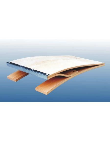 pedana elastica pedana elastica tipo reuther piano in legno cavalline e