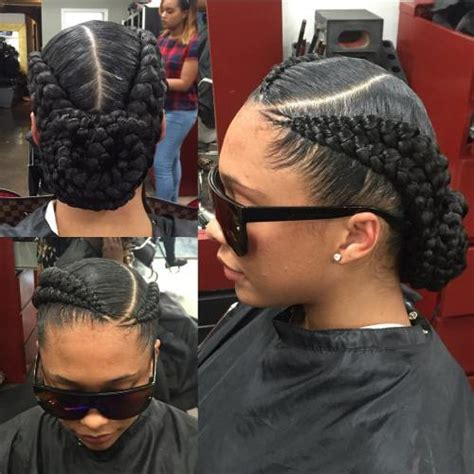 two french braid hairstyles for black women 70 best black braided hairstyles that turn heads in 2018