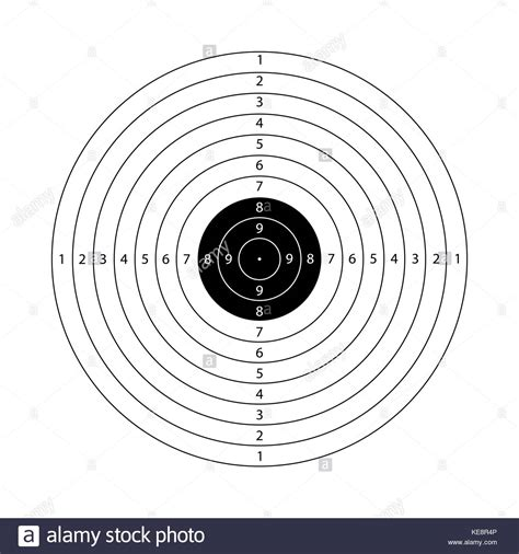 Shooting Gallery Stock Photos Shooting Gallery Stock Images Alamy Shooting Target Template