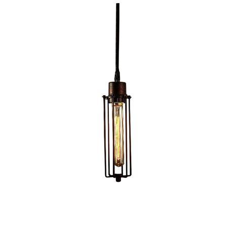 Pendant Light Height Warehouse Of Susanna 1 Light Antique Bronze Indoor Edison Pendant With Adjustable Height