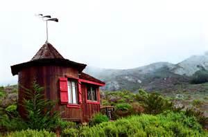cabin in big sur california