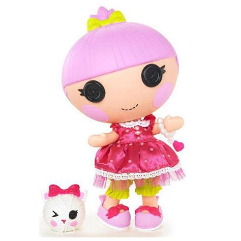 design a lalaloopsy doll lalaloopsy littles doll trinket sparkles lalaloopsy