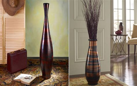 floor vases an essential elements of interior design