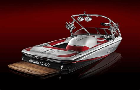 mastercraft boats weight mastercraft