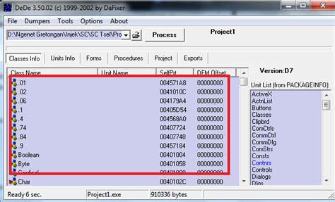 bug xl yang masih work cara membongkar melihat bug isi inject operator dengan dede