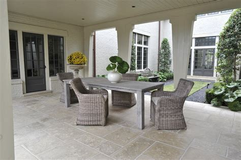 Patio Furniture The Woodlands by The Woodlands Transitional Patio Other By