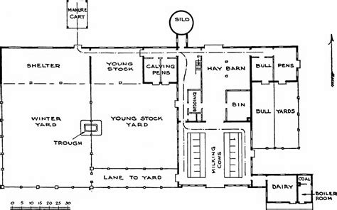 Piggery Floor Plan Design by File Modern Farm Buildings Being Suggestions For The