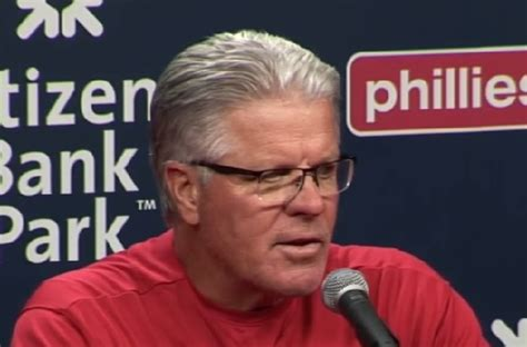 phillies dollar pete mackanin fines all phillies a dollar for mistakes larry brown