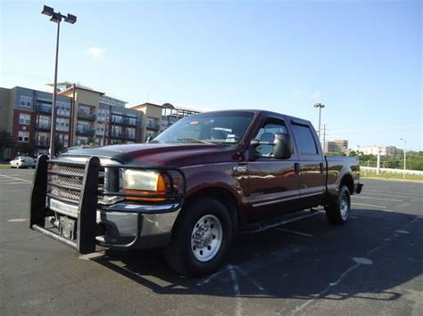 2000 Ford F250 Diesel by Sell Used 2000 Ford F250 Xlt Diesel 7 3 2wd Auto Needs