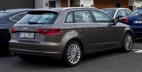 Audi A3 Sportback Ambition 2 0 Tdi file audi a3 sportback 2 0 tdi ambition 8v heckansicht