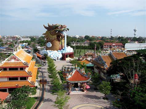 theme park thailand amusement park in the resort of lopburi thailand