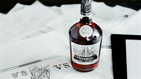 hennessy tattoo icon cbell designs hennessy special