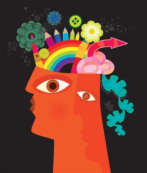 design art creative neutoric tendancies may underpin creativity