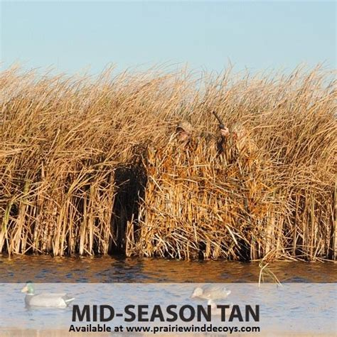 Avery Real Grass Mats by Prairiewind Decoys Real Grass Mats Mid Season