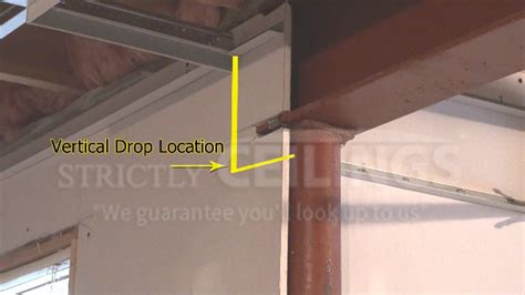 installing a drop ceiling build basic suspended ceiling drops drop ceilings