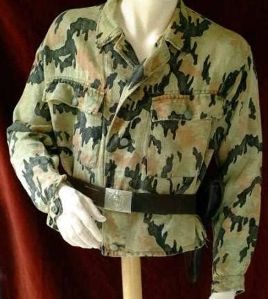 Camouflage Panther Blouse camouflage leibermuster