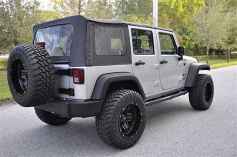 2007 jeep wrangler 4 door specs 2007 2011 jeep wrangler unlimited jk specifications
