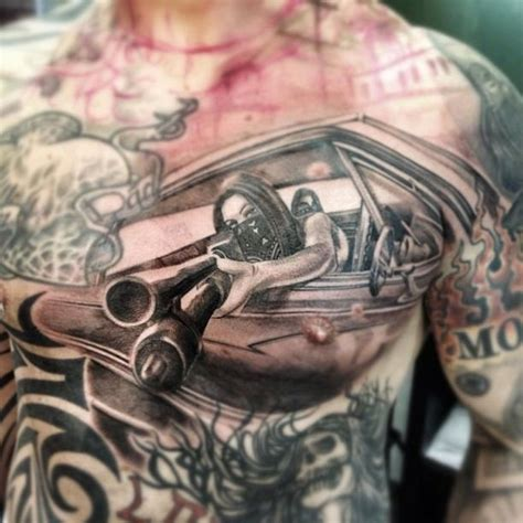 tattoo back chicano chicano tattoos tattoo insider