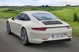 Www Porsche 911 Official 2014 Porsche 911 50 Years Edition Gtspirit