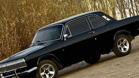 Auto Tuning 24 by 607 Gaz 2410 Volga Russian Auto Tuning