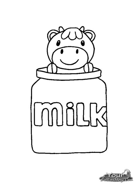 dairy cow coloring page milking cow coloring
