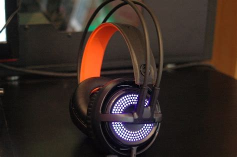 Steelseries Headset Siberia 350 steelseries siberia 350 gaming headset review play3r