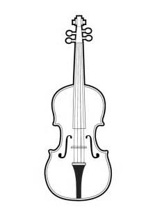 violin coloring pages free coloring pages of violin cello