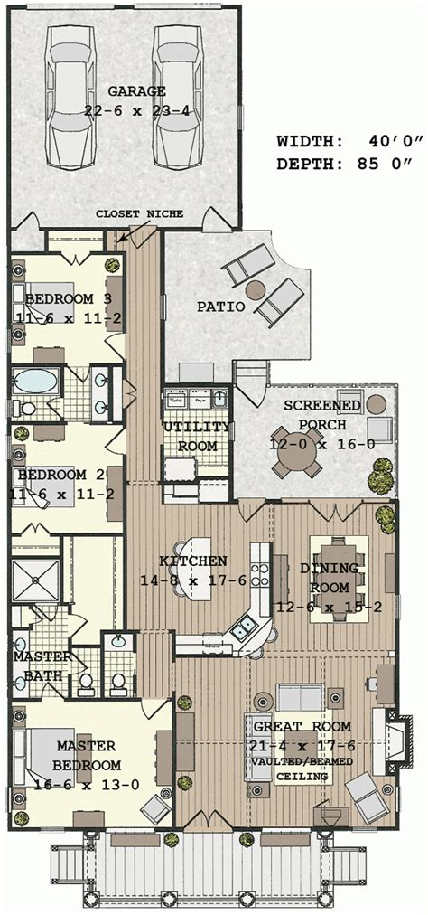 home plans with vaulted ceilings garage mud room 1500 sq ft floor plan story great room house plans floor plan